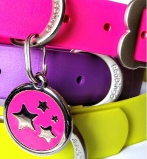 Dingomarket Reddingo Flamingo Collar New Collection